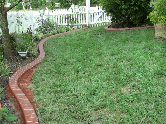 17 Best Ideas About Brick Garden Edging On Pinterest Brickedging7jpg